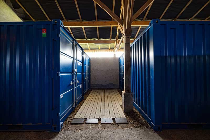 Hangar de stockage Stockebox 01