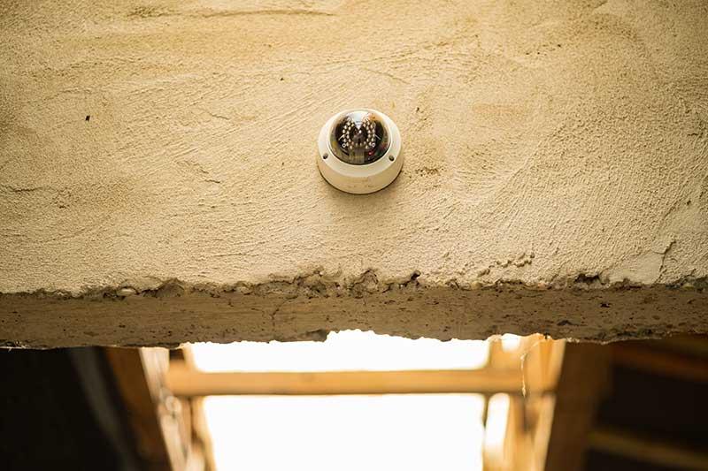 Dôme vidéosurveillance